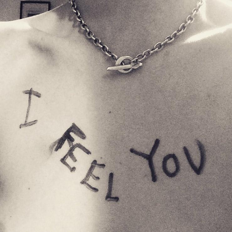 I Feel You by Suzie Pindar