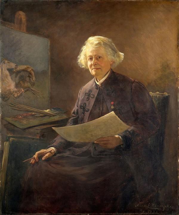 Anna Klumpke: Rosa Bonheur