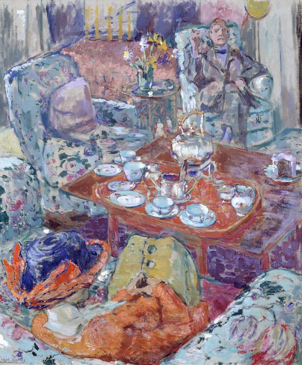 Ethel Sands