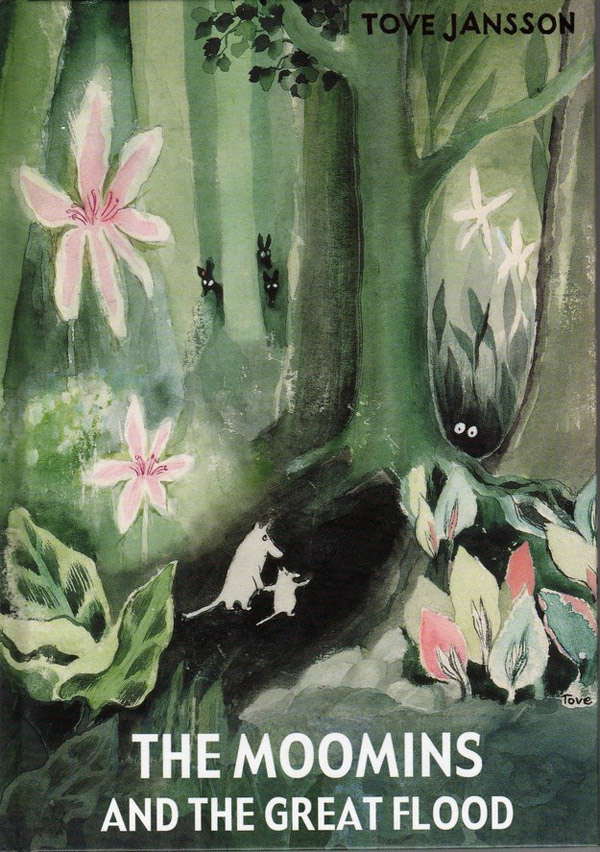 Cover by Tove Jansson