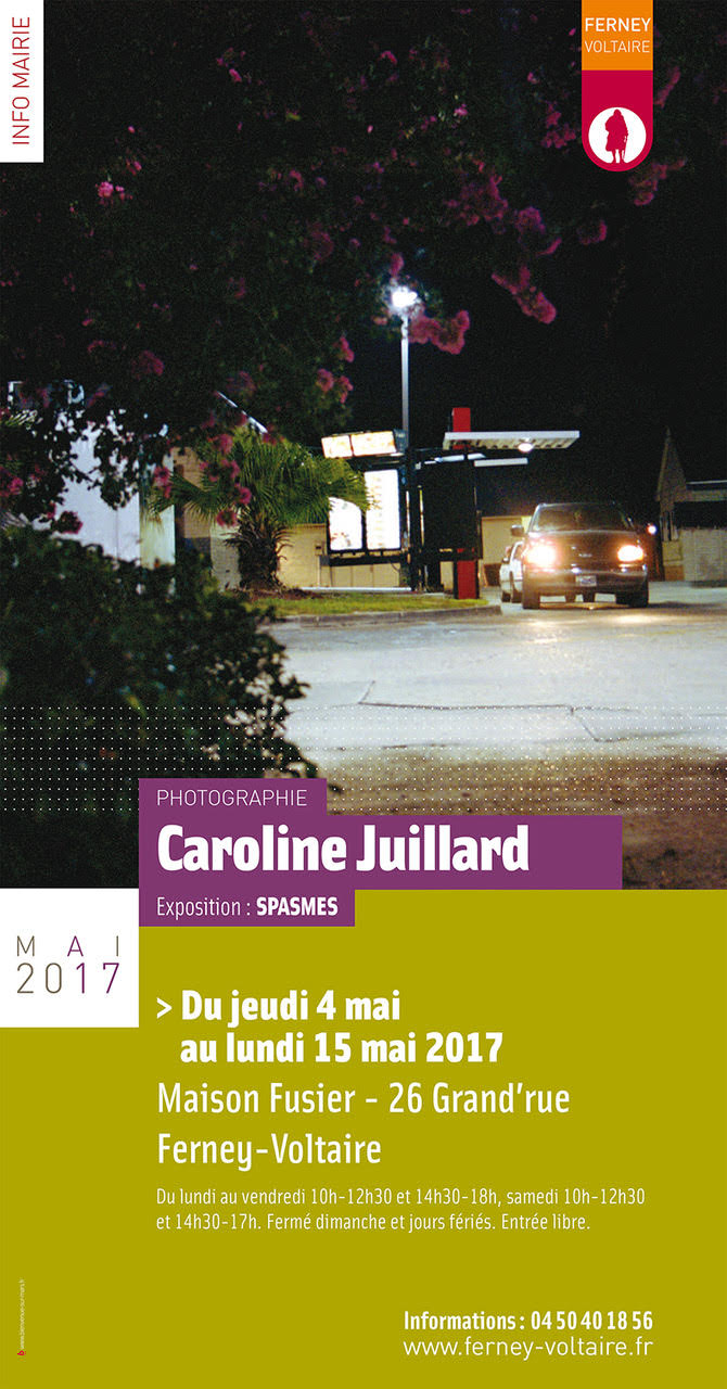 Caroline Julliard - invitation