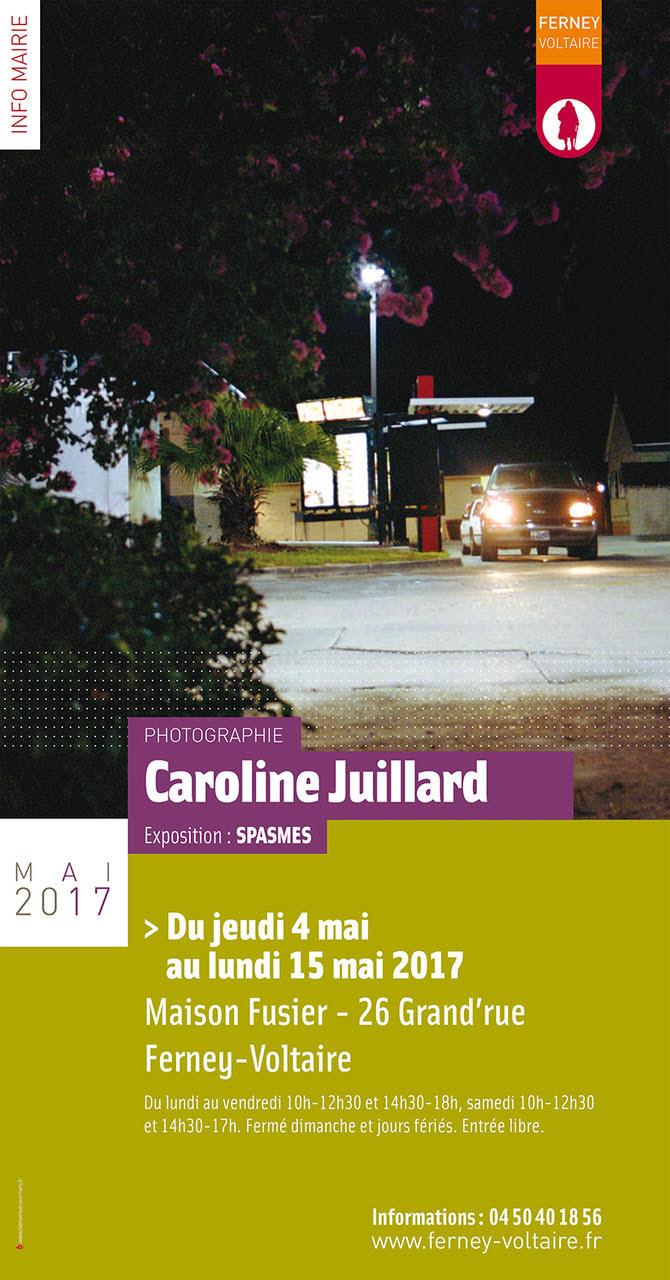 Caroline Julliard - invitation