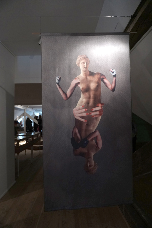 Work by Deborah Kelly
