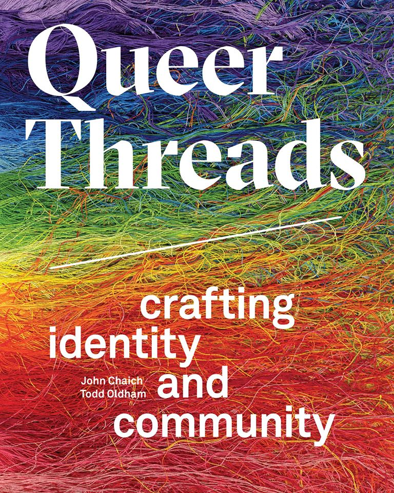 Cover of Queer Threads