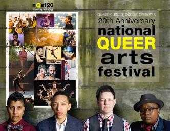National Queer Arts Festival 2017