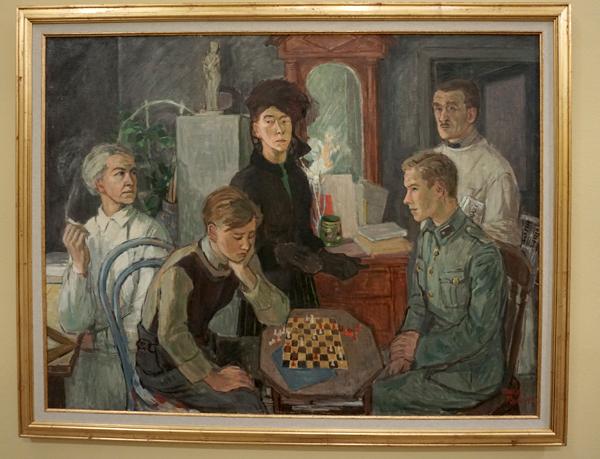 Tove Jansson, Family (1942)