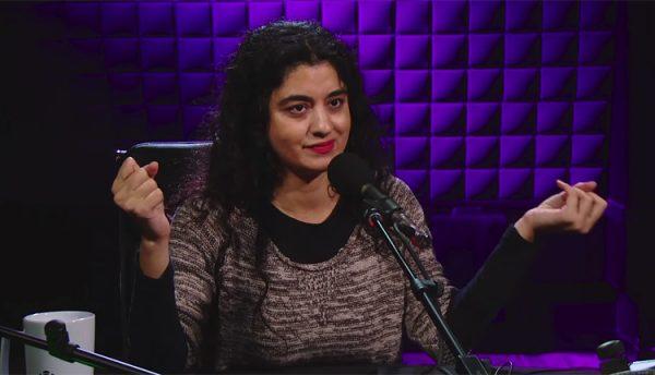 Video still of Samra Habib