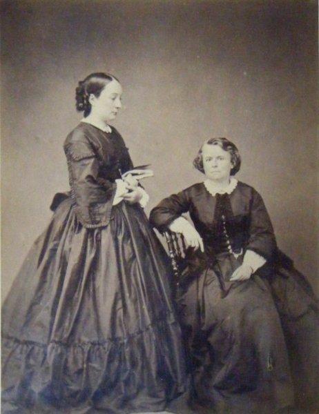 Jeanne Sarah Nathalie Micas (1824-1889)