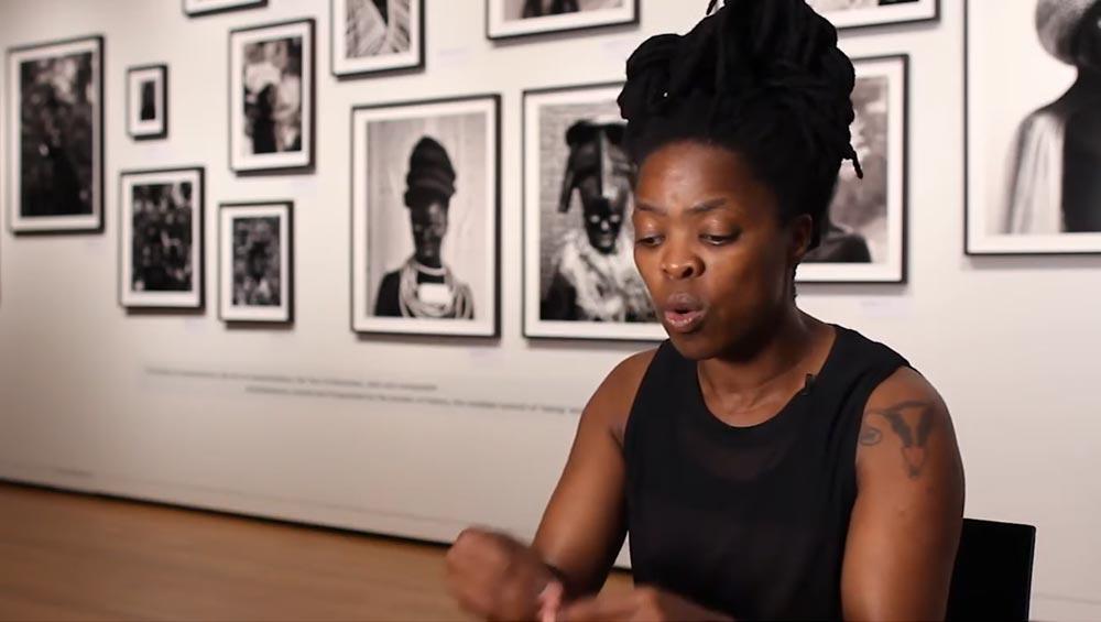 Zanele Muholi, Copyright the filmmaker