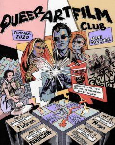 Copyright Queer Art Film Club