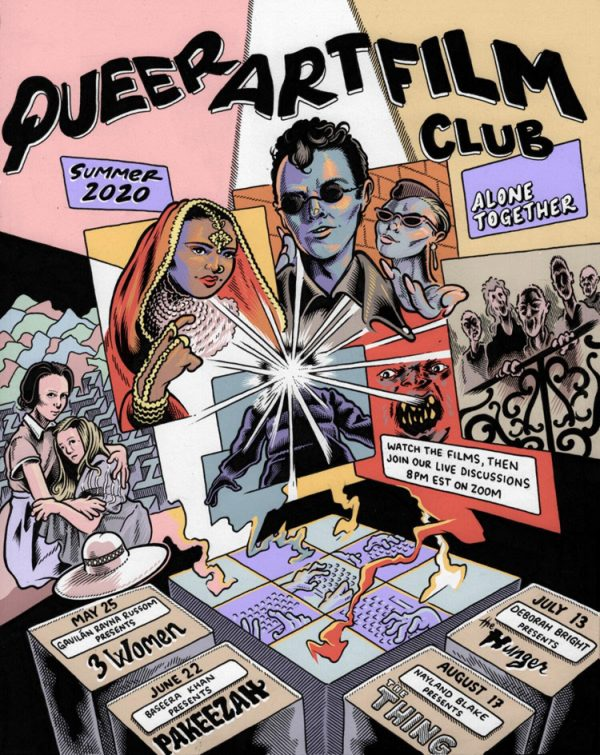 Copyright Queer Art Film Club