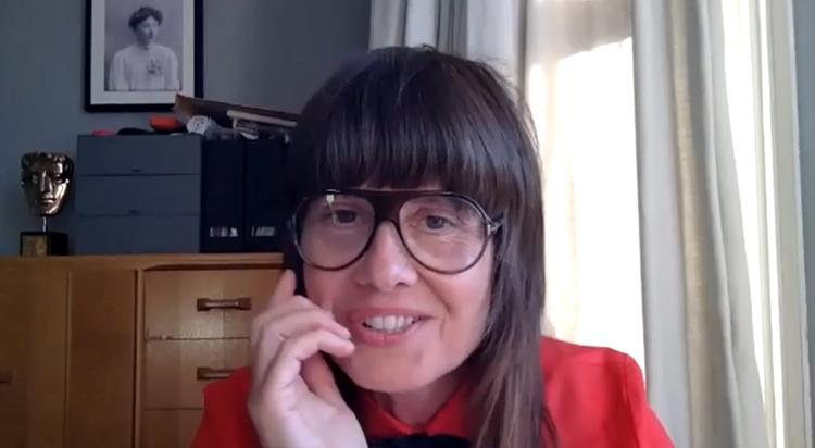 Sadie Lee, video still copyright the videomaker