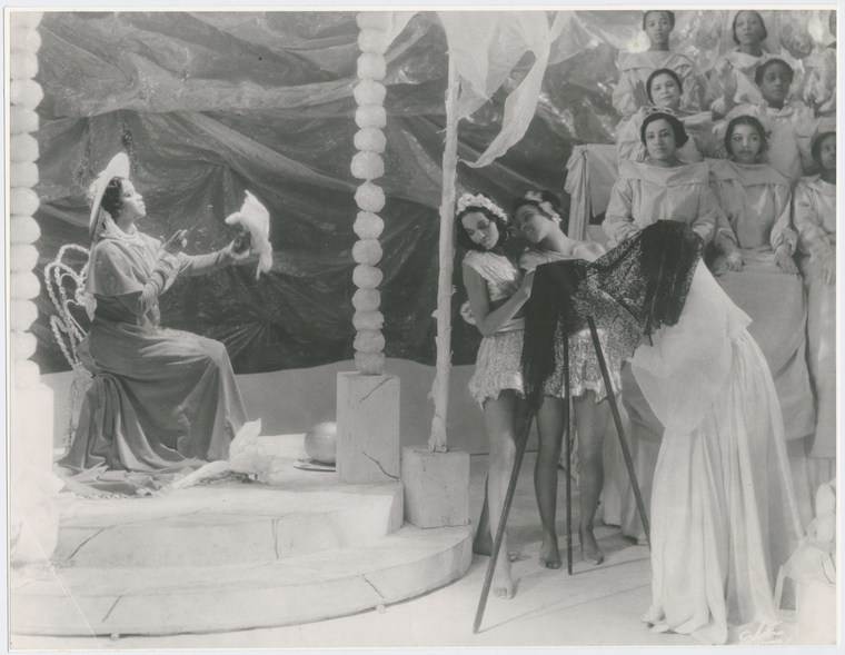 Four Saints in Three Acts, 1934