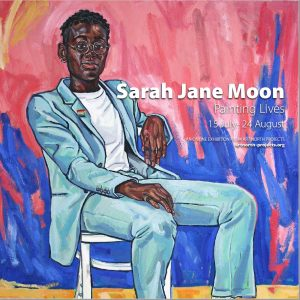 Painting Lives by Sarah Jane Moon