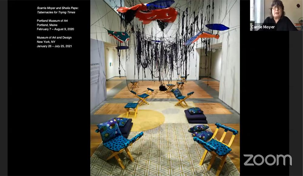 Art Talk: Carrie Moyer