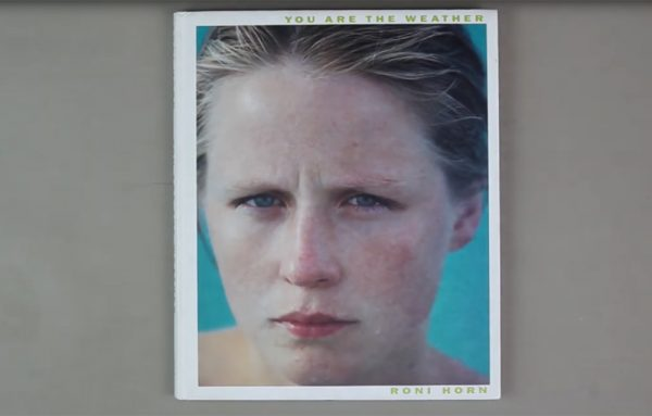 Cover: Roni Horn - You Are The Weather.