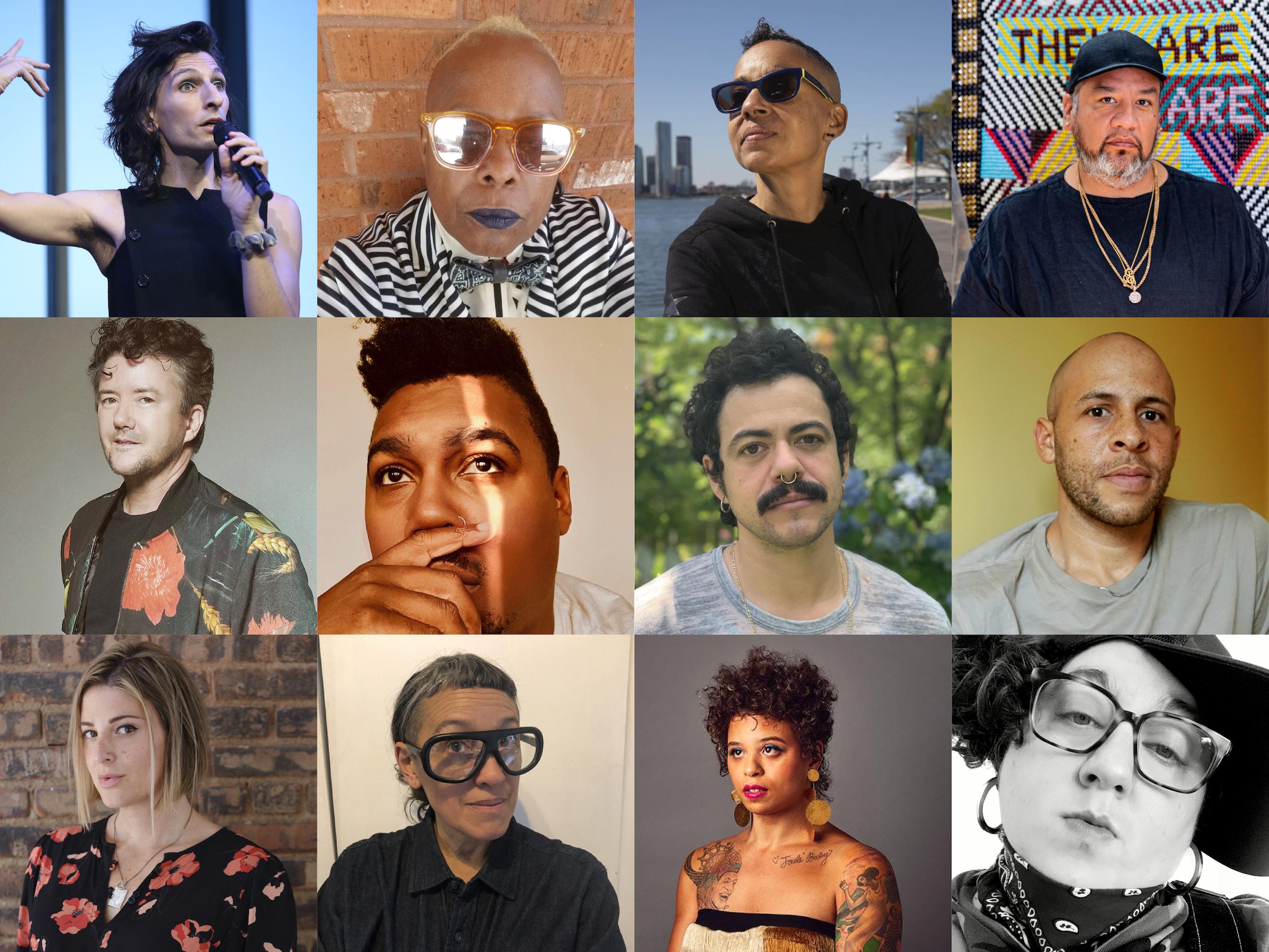 Copyright Queer|Art|Mentorship